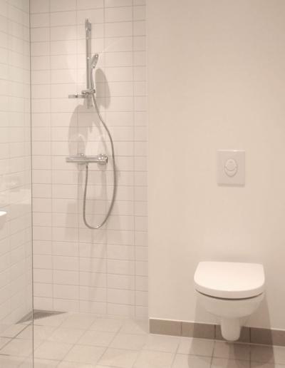 præfabrikerede badeværelser, green box